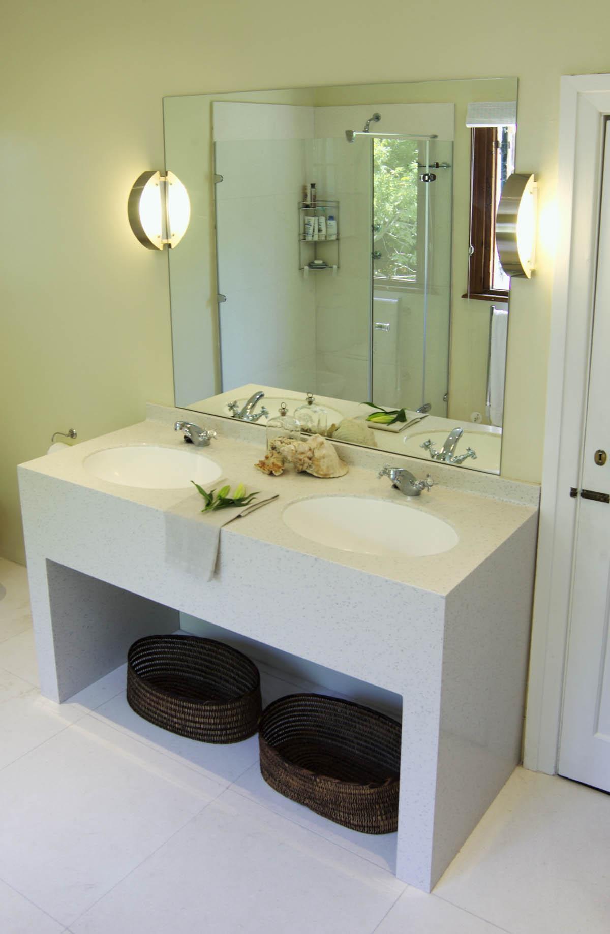 R sine r alisations atelier btp - Resine salle de bain ...